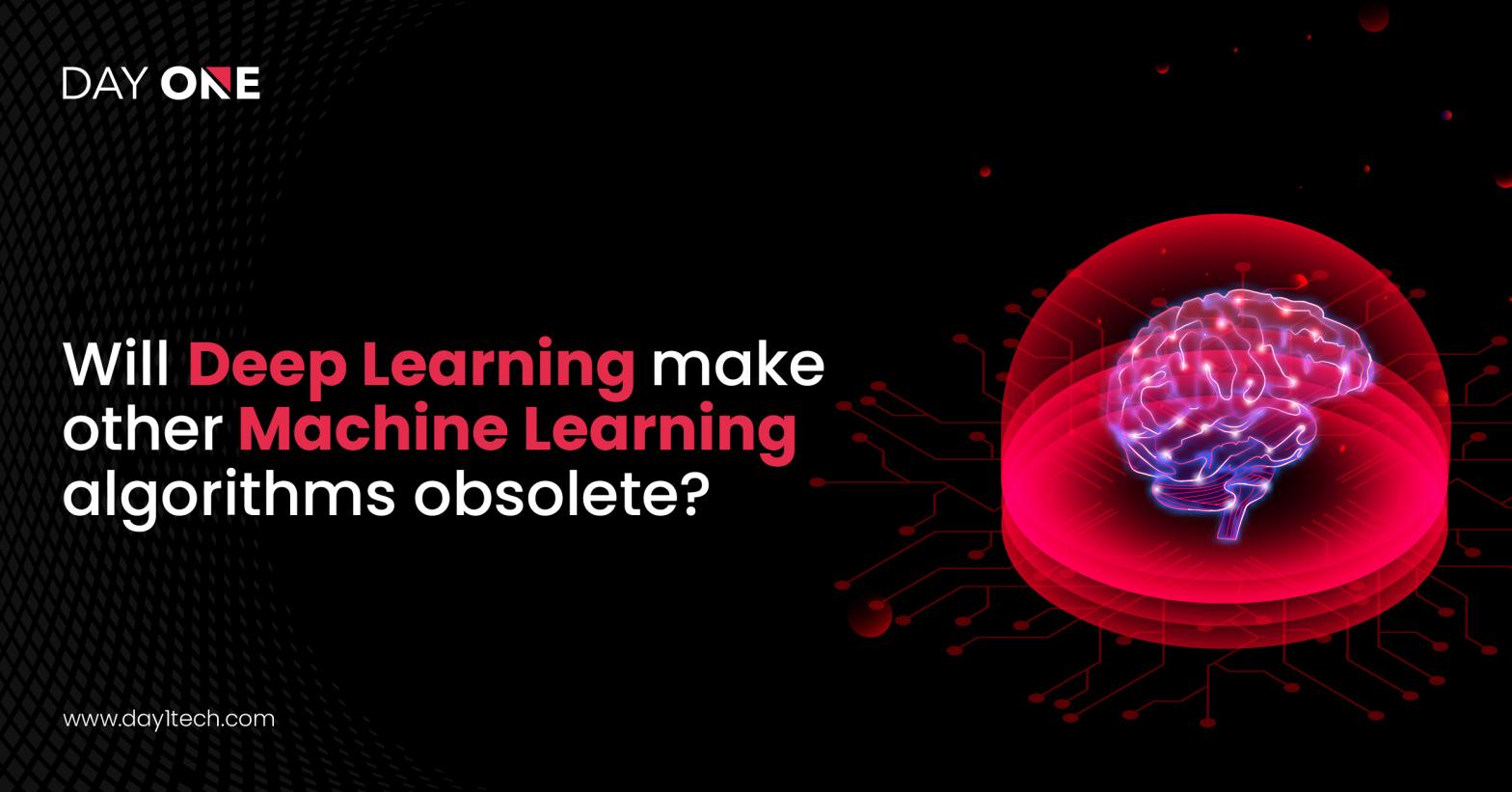 Deep Learning and ML Algorithms
