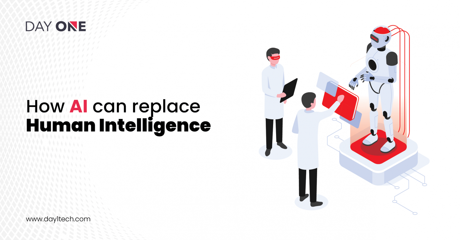 How AI can Replace Human Intelligence